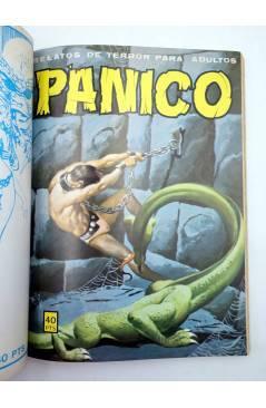 Muestra 2 de PANICO. RELATOS DE TERROR PARA ADULTOS. RETAPADO NºS 51 52 53 54 55 (Vvaa) Vilmar 1982