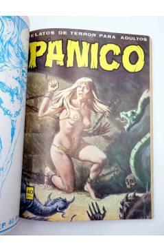 Muestra 3 de PANICO. RELATOS DE TERROR PARA ADULTOS. RETAPADO NºS 51 52 53 54 55 (Vvaa) Vilmar 1982