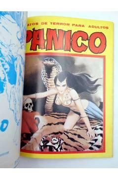 Muestra 5 de PANICO. RELATOS DE TERROR PARA ADULTOS. RETAPADO NºS 51 52 53 54 55 (Vvaa) Vilmar 1982