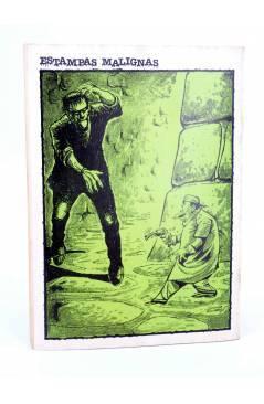 Contracubierta de DOSSIER NEGRO 149. PANTHA STARHAWK BUSCANDO LA MUERTE (Vvaa) Delta 1981