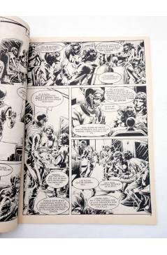 Muestra 2 de DOSSIER NEGRO 149. PANTHA STARHAWK BUSCANDO LA MUERTE (Vvaa) Delta 1981