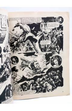 Contracubierta de DOSSIER NEGRO 164. DISTRITO 56 EL ETERNAUTA ROMEO Y JULIETA… (Vvaa) Giesa 1983