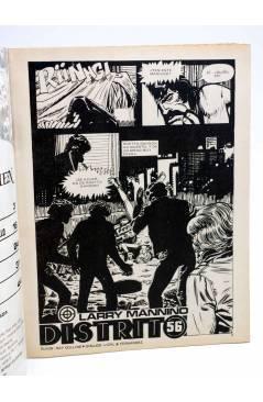 Contracubierta de DOSSIER NEGRO 177. LA MALDICIÓN DEL CASTILLO DE MORBY (Vvaa) Giesa 1984