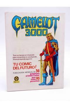 Muestra 1 de DOSSIER NEGRO 177. LA MALDICIÓN DEL CASTILLO DE MORBY (Vvaa) Giesa 1984