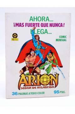 Muestra 1 de DOSSIER NEGRO 182. EL ETERNAUTA COMANDO MONSTER… (Vvaa) Giesa 1984