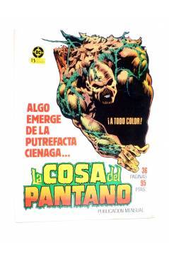 Muestra 1 de DOSSIER NEGRO 183. YO… VAMPIRO DE TOM SUTTON (Vvaa) Giesa 1985