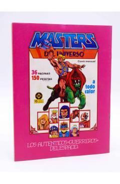 Muestra 1 de DOSSIER NEGRO 202. LA MALDICIÓN YO VAMPIRO (Vvaa) Zinco 1987