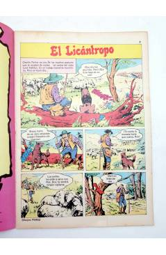 Contracubierta de ALUCINE. MÁS ALLÁ DEL SUSPENSE 9 10 11. LOTE DE 3 (Vvaa) Bruguera 1984