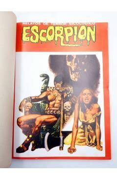 Muestra 1 de ESCORPIÓN. RELATOS DE TERROR SICOLÓGICO EXTRA 5. RETAPADO 87 88 89 90 91 (Vvaa) Vilmar 1985