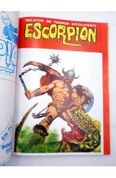 Muestra 2 de ESCORPIÓN. RELATOS DE TERROR SICOLÓGICO EXTRA 5. RETAPADO 87 88 89 90 91 (Vvaa) Vilmar 1985
