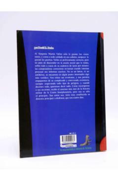 Contracubierta de SEMPER FIDELIS. DENTRO DEL OBELISCO (David R. Barba) Quepuntoes 2002