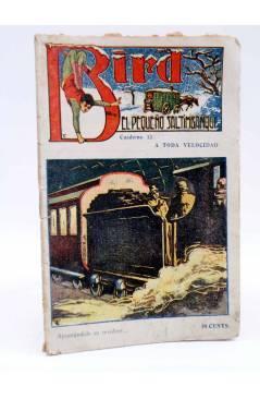 Cubierta de BIRD EL PEQUEÑO SALTIMBANQUI 13. A toda velocidad (Eleme) Librería Granada Circa 1920