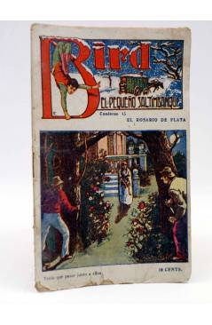 Cubierta de BIRD EL PEQUEÑO SALTIMBANQUI 15. El Rosario de Plata (Eleme) Librería Granada Circa 1920