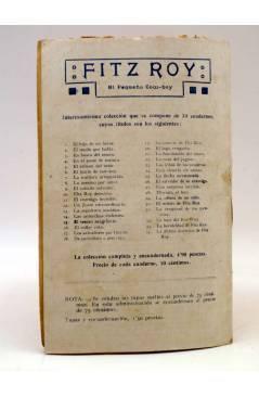 Contracubierta de BIRD EL PEQUEÑO SALTIMBANQUI 18. ¡Suelten todos! (Eleme) Librería Granada Circa 1920