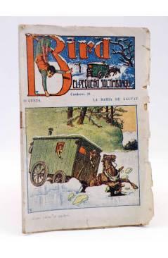 Cubierta de BIRD EL PEQUEÑO SALTIMBANQUI 32. La bahía de Calvay (Eleme) Librería Granada Circa 1920
