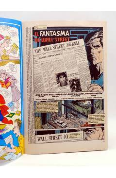 Muestra 1 de EL CASTIGADOR / THE PUNISHER 8. EL FANTASMA DE WALL STREET (Baron / Portaccio) Forum 1988