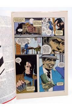 Muestra 1 de EL CASTIGADOR / THE PUNISHER 21. LA ARAÑA (Mike Baron / Larry Stroman) Forum 1989
