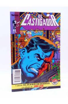 Cubierta de EL CASTIGADOR / THE PUNISHER 34. CONFESION (Mike Baron / Reinhold) Forum 1990
