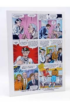 Contracubierta de EQUIPO A TEAM. SERIE DE TVE 1. ¿QUIÉN ROBA LOS DIAMANTES? (Salicrup / Severin) Forum 1987