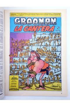 Muestra 1 de GROONAN EL VAGABUNDO 10. MONJES (Sergio Aragonés) Forum 1988