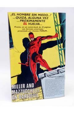Contracubierta de COLECCIÓN WHAT IF 3. ¿Y SI SUB-MARINER HUBIERA SALVADO ATLANTIS? (Zelenetz / Silvestri) Forum 1989