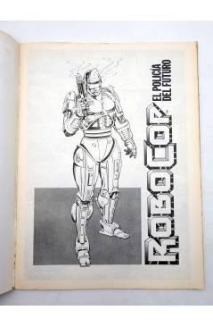 Muestra 1 de ROBOCOP. VERSIÓN OFICIAL EN COMIC. ESPECIAL CINECOMIC (Harras / Saltares) Forum 1987