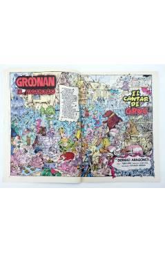 Muestra 5 de GROONAN EL VAGABUNDO 1 2 3 4 5 6 10. LOTE DE 7 (Sergio Aragonés) Forum 1987