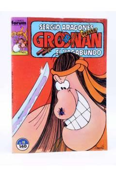 Muestra 4 de GROONAN EL VAGABUNDO 1 A 7 10 Y 11. LOTE DE 9 (Sergio Aragonés) Forum 1987