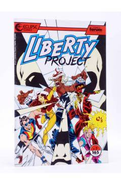 Muestra 3 de LIBERTY PROJECT 1 A 7. COLECCIÓN COMPLETA (Kurt Busiek / James W. Fry) Forum 1990