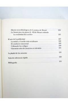 Muestra 7 de M DE MÚSICA. DEL OÍDO A LA ALQUIMIA EMOCIONAL (Josep M Romero Fillat) Alba 2011