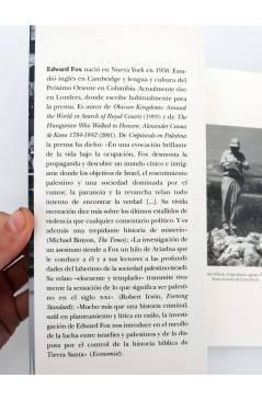 Muestra 1 de CREPÚSCULO EN PALESTINA. EL ASESINATO DEL DOCTOR ALBERT GLOCK (Edward Fox) Alba 2003