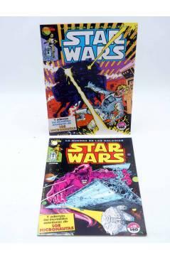 Muestra 2 de STAR WARS LOTE 2 7 A 12 15 Y 16. LOTE DE 8. Forum 1986