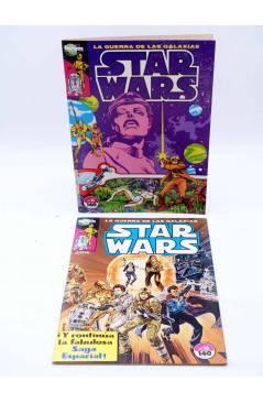 Muestra 3 de STAR WARS LOTE 2 7 A 12 15 Y 16. LOTE DE 8. Forum 1986