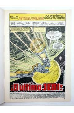 Muestra 7 de STAR WARS LOTE 2 7 A 12 15 Y 16. LOTE DE 8. Forum 1986