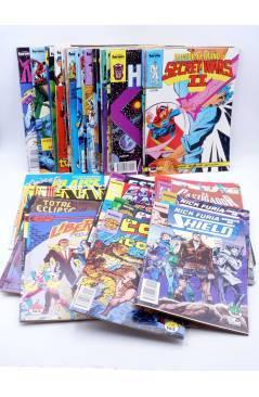 Cubierta de LOTE 55 COMICS FORUM ZINCO DE SUPERHÉROES. VER LISTADO. Forum 1988