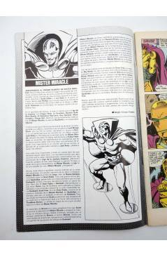 Muestra 1 de MISTER MIRACLE 1. 1990 WORLD TOUR (Keith Giffen / Len Wein) Zinco 1990
