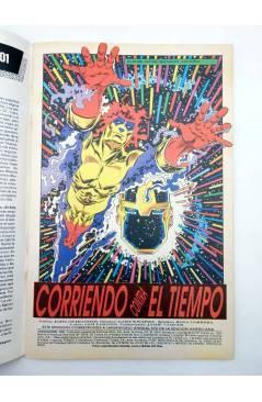 Muestra 1 de ARMAGEDDON 2001 6. HAWKWORLD (Ostrander / Kwapisz) Zinco 1987
