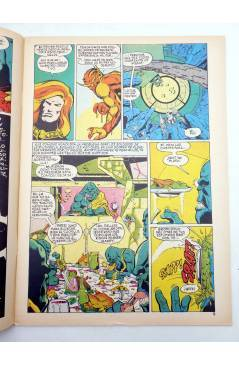 Muestra 7 de OMEGA MEN. LOTE Nºs 1 A 7 (Slifer / Giffen / Kirby) Zinco 1984. + NEW GODS
