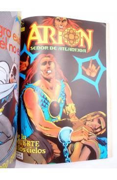 Muestra 5 de ARION SEÑOR DE LA ATLÁNTIDA. RETAPADO NºS 1 A 5 (Kupperberg / Duursema) Zinco 1985. + WARLORD