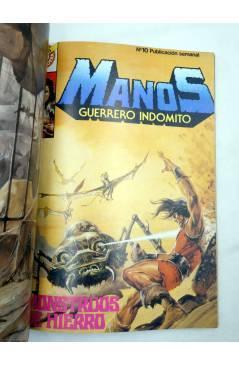 Muestra 2 de MANOS GUERRERO INDÓMITO SELECCIÓN 2. RETAPADO 13-18 (Correa) Bruguera 1984. COMICS BRUGUERA