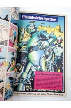 Muestra 8 de MANOS GUERRERO INDÓMITO SELECCIÓN 2. RETAPADO 13-18 (Correa) Bruguera 1984. COMICS BRUGUERA