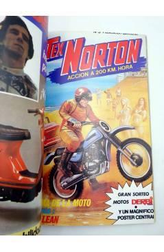 Muestra 5 de TEX NORTON SELECCIÓN 1. RETAPADO NºS 1 2 3 4 5 6 (Vvaa) Bruguera 1984. COMICS BRUGUERA