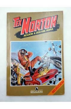 Muestra 7 de TEX NORTON SELECCIÓN 1. RETAPADO NºS 1 2 3 4 5 6 (Vvaa) Bruguera 1984. COMICS BRUGUERA