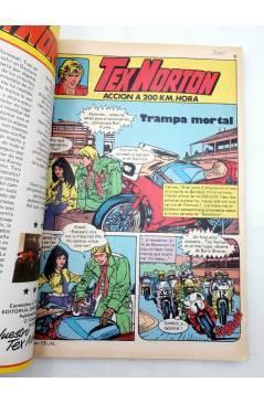 Muestra 8 de TEX NORTON SELECCIÓN 1. RETAPADO NºS 1 2 3 4 5 6 (Vvaa) Bruguera 1984. COMICS BRUGUERA