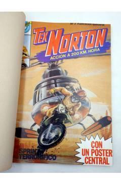 Muestra 1 de TEX NORTON SELECCIÓN 2. RETAPADO NºS 7 8 9 10 Y 11 (Vvaa) Bruguera 1985. COMICS BRUGUERA