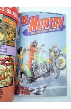 Muestra 5 de TEX NORTON SELECCIÓN 2. RETAPADO NºS 7 8 9 10 Y 11 (Vvaa) Bruguera 1985. COMICS BRUGUERA