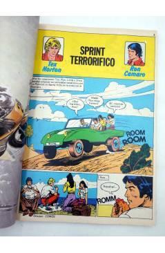 Muestra 6 de TEX NORTON SELECCIÓN 2. RETAPADO NºS 7 8 9 10 Y 11 (Vvaa) Bruguera 1985. COMICS BRUGUERA