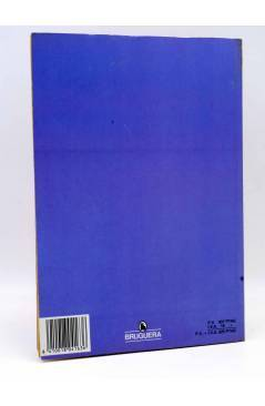 Contracubierta de JAN EUROPA SELECCIÓN 1. RETAPADO NºS 1 2 3 4 5 (Edmond) Bruguera 1984. COMICS BRUGUERA
