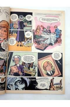 Muestra 7 de JAN EUROPA SELECCIÓN 1. RETAPADO NºS 1 2 3 4 5 (Edmond) Bruguera 1984. COMICS BRUGUERA
