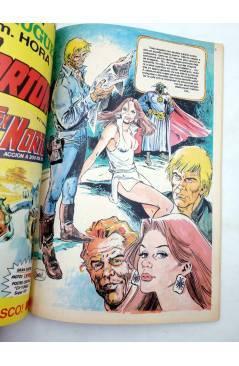 Muestra 8 de JAN EUROPA SELECCIÓN 1. RETAPADO NºS 1 2 3 4 5 (Edmond) Bruguera 1984. COMICS BRUGUERA